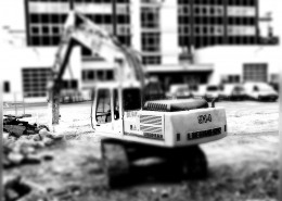 Surveillance de chantier