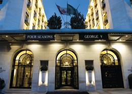 George V © Fous Seasons Hotels Limited / Pierre-Yves Rochon