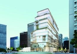 Bellini@Franklin Azzi Architecture